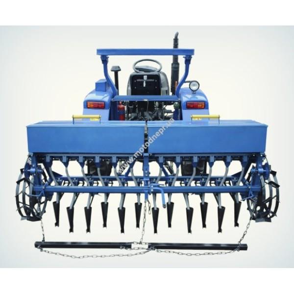 Сеялка зерновая 12-ти рядная для минитрактора (КРЧ)
