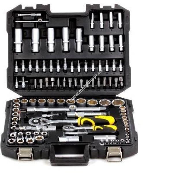 Набор ручных инструментов Сталь AT-1082 (108 шт)
