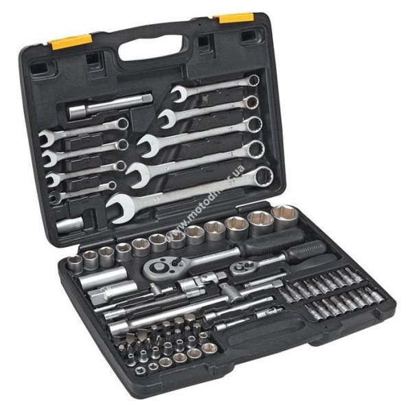 Набор ручных инструментов Сталь AT-1218 (82 шт)