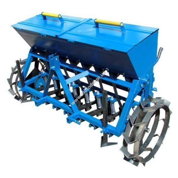 Сеялка зерновая 8-ми рядная для минитрактора (КРЧ)
