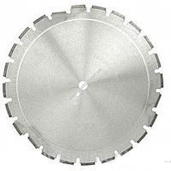 Диск отрезной по асфальту(d=500mm) с алмазным напылением