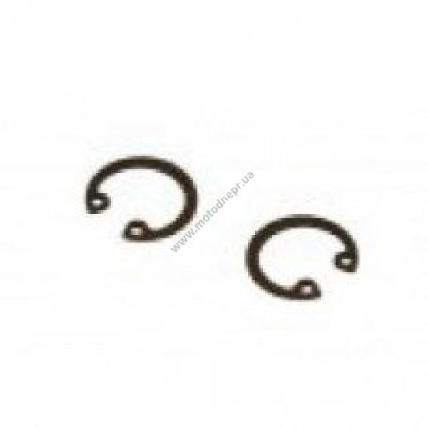 Кольца стопорные поршневого пальца к-т (R195)
