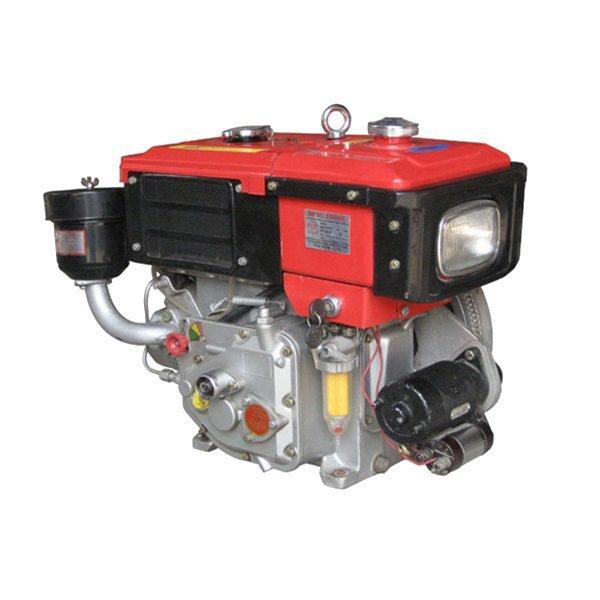 Двигатель BULAT R180N, дизель 8,0л.с.с вод. Охл., ЗИП.