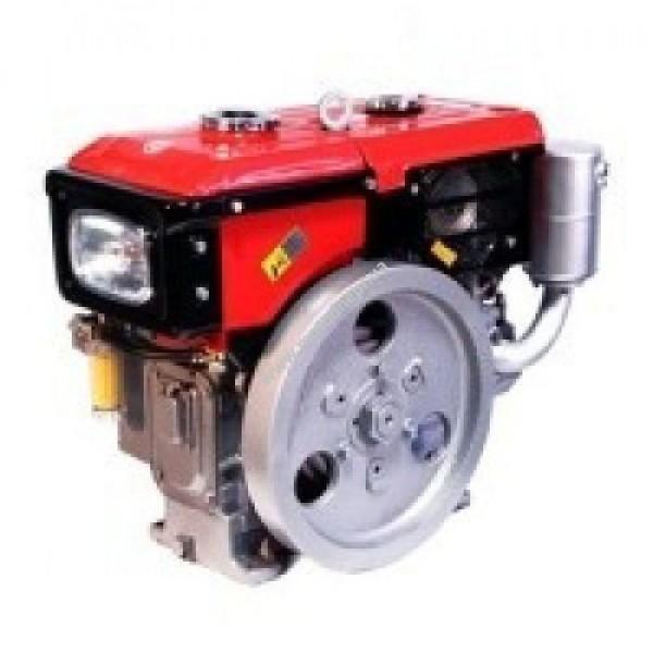 Двигатель BULAT R180NЕ, дизель 8,0л.с.с вод. Охл., Электростартер, ЗИП.