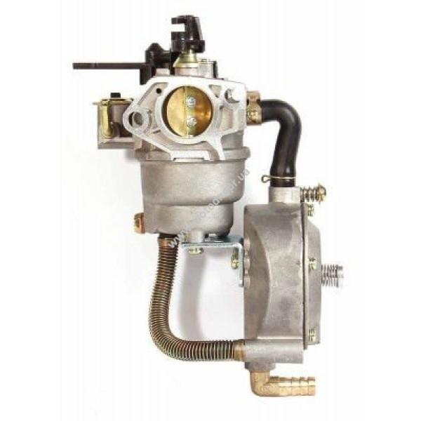 Карбюратор бензин-газ с редуктором (2,0-2,8 кВт)