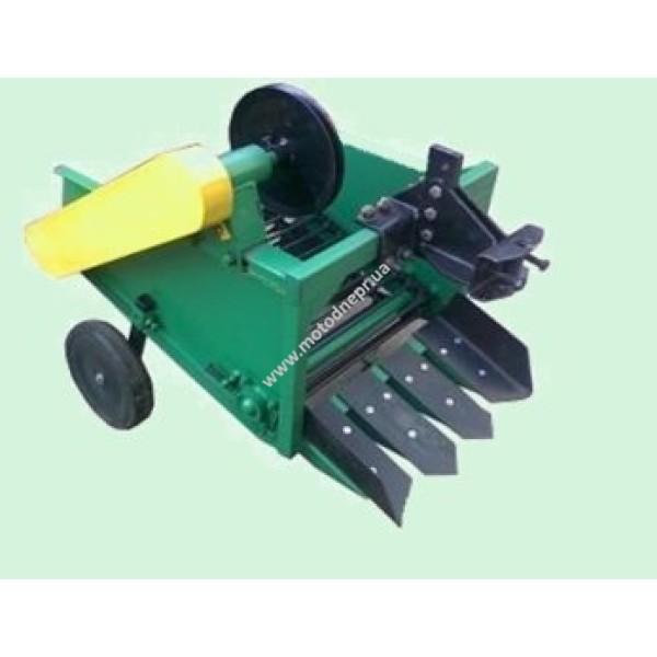 Картофелекопалка транспортерного типа Корунд КМТ-1 (ЖМ)