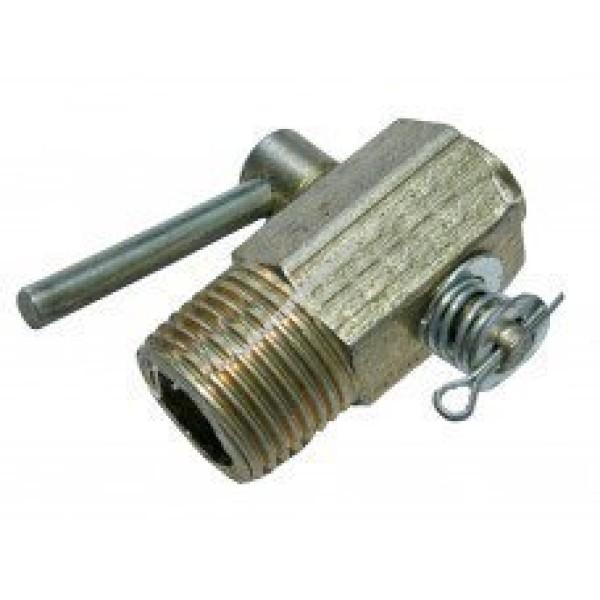 Кран головки слива охлаждающей жидкости (R195)