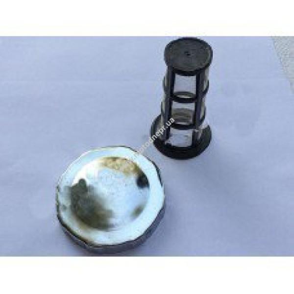 Крышка бака и сетка под потайную горловину (R195)