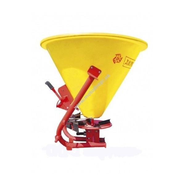 Разбрасыватель минеральных удобрений 500 кг Jar-Met (Пластик)